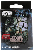 Star Wars Playing Card - Rogue One Playing Cards in Embossed Tin (Jyn) - Cherden's Doujinshi Shop - 1
