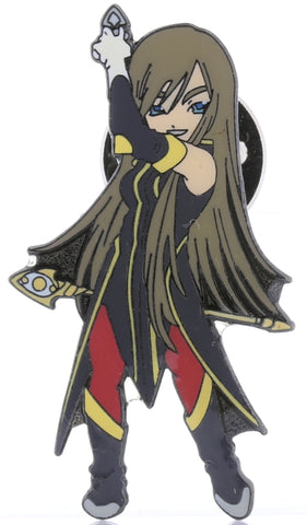 Tales of the Abyss Pin - Pintre Tear Grants Chibi Version (Tear) - Cherden's Doujinshi Shop - 1