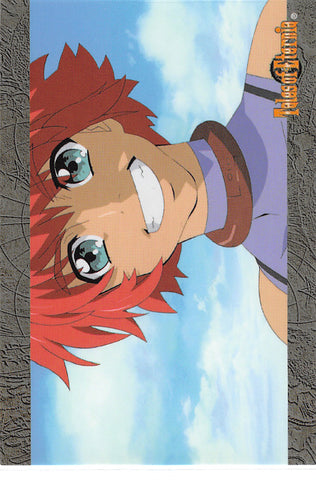Tales of Eternia Trading Card - No.63 F Normal Media Factory Movie Card Type A Reid Hershel (Reid Hershel) - Cherden's Doujinshi Shop - 1