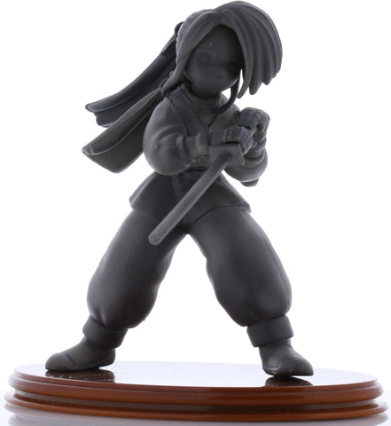 Tales of Phantasia Figurine - One Coin Figure Series: Suzu Fujibayashi Gray Version (Suzu Fujibayashi) - Cherden's Doujinshi Shop - 1