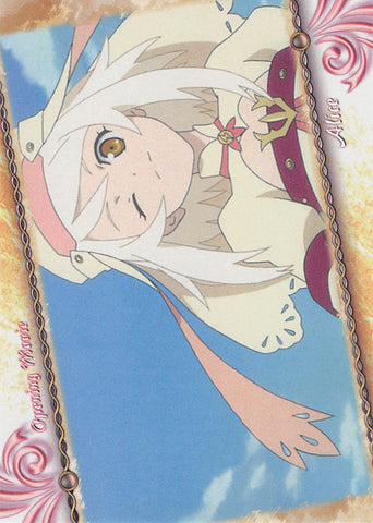 Tales of Symphonia 2 Trading Card - Frontier Works Knight of Ratatosk Trading Card Movie Card No.12 (Alice) - Cherden's Doujinshi Shop - 1