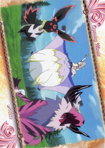 Tales of Symphonia 2 Trading Card - Frontier Works Knight of Ratatosk Trading Card Movie Card No.13 (Alice) - Cherden's Doujinshi Shop - 1