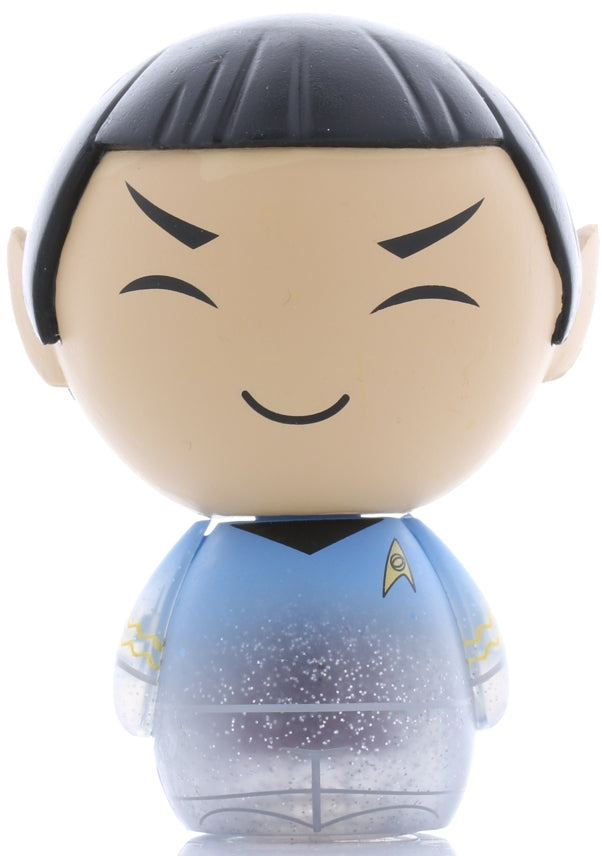 Star Trek Figurine - DORBZ #229 Spock GameStop Exclusive Beam Me Up (Spock) - Cherden's Doujinshi Shop - 1
