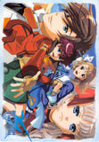 Wild Arms Pencil Board - Movic B5 Shitajiki: Wild Arms the 4th Detonator (Jude) - Cherden's Doujinshi Shop - 1