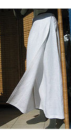 Wrap-around Linen Skirt