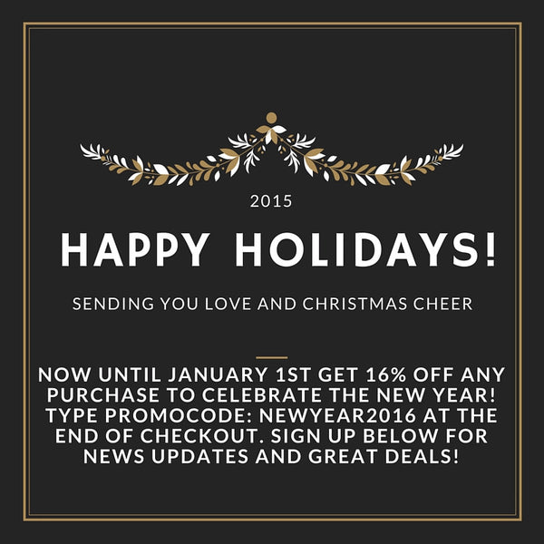 New Year Promotion!