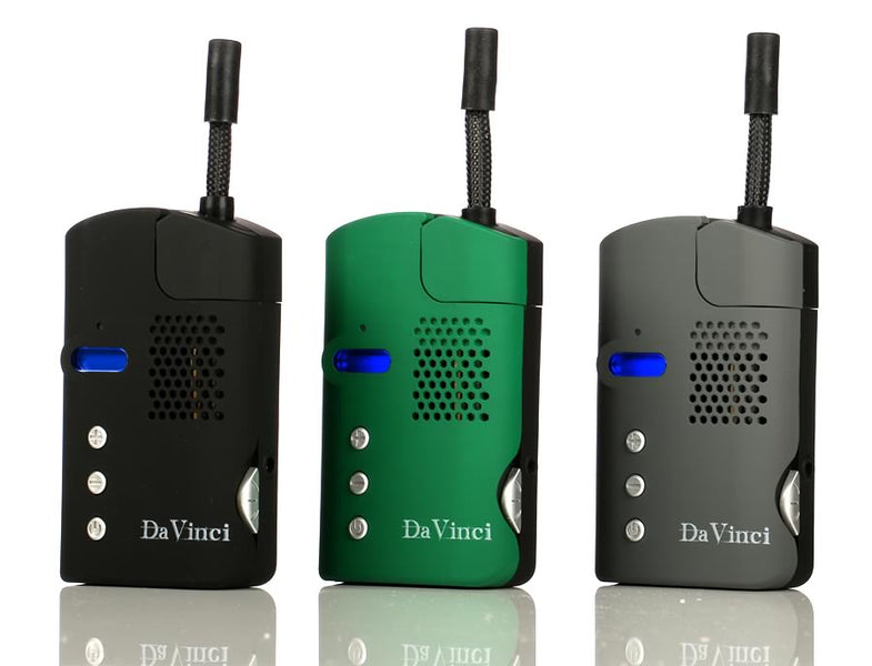 What Are My Portable DaVinci Vaporizer Options?