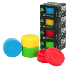 Nogoo Large Nonstick Wax Container Colors