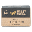MARLEY NATURAL GLASS FILTERS - 6-PACK