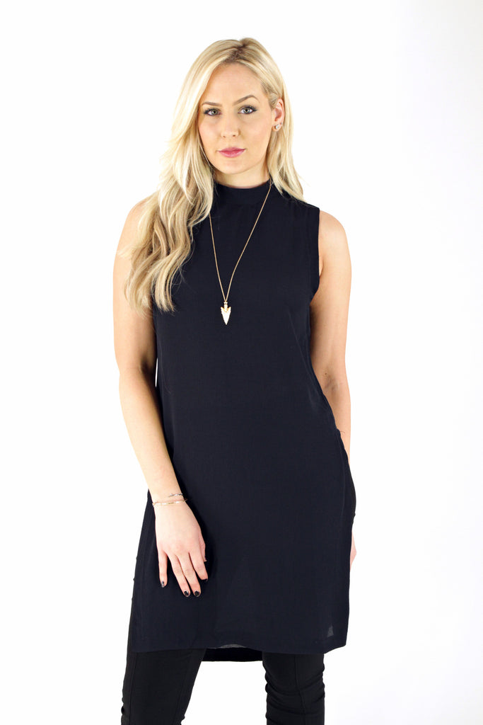Tunic Sleeveless Top