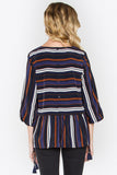 Jeanne Stripe Top