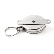Industrial Tether with Stainless Steel Chain - KEY-BAK Retractable Reels