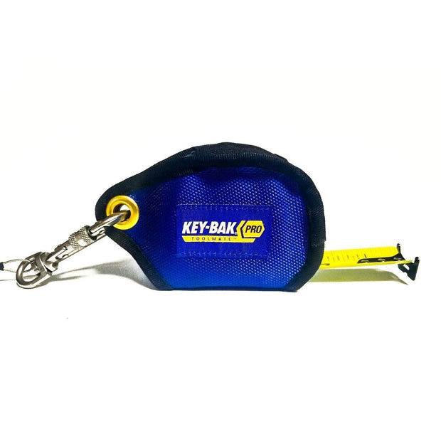 ToolMate Tape Measure Jacket - KEY-BAK Retractable Reels