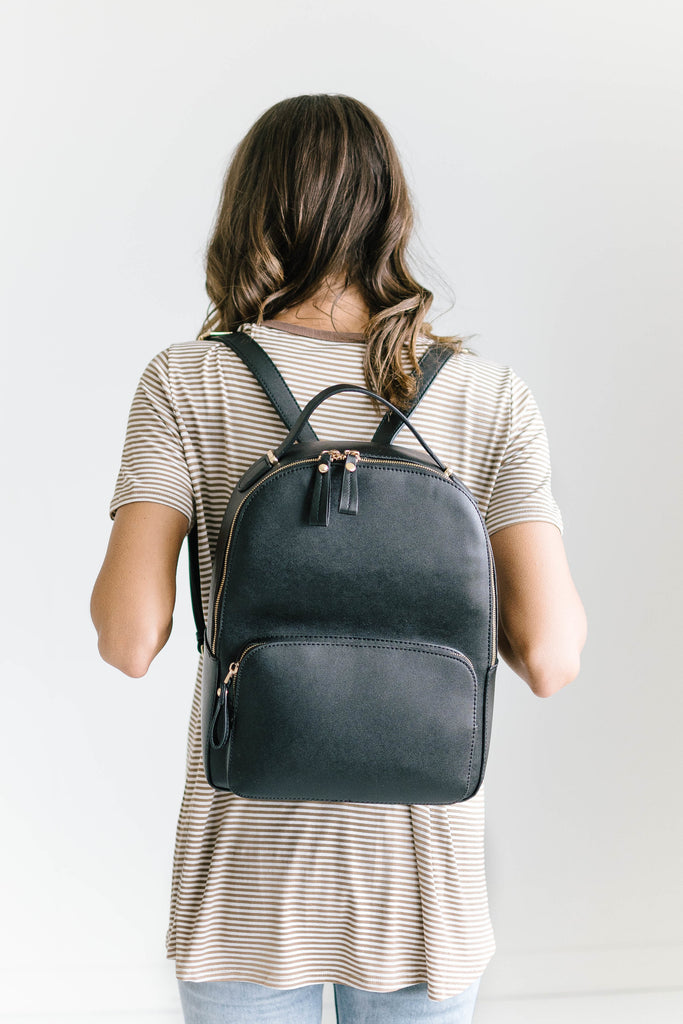 Bryce Backpack in Black