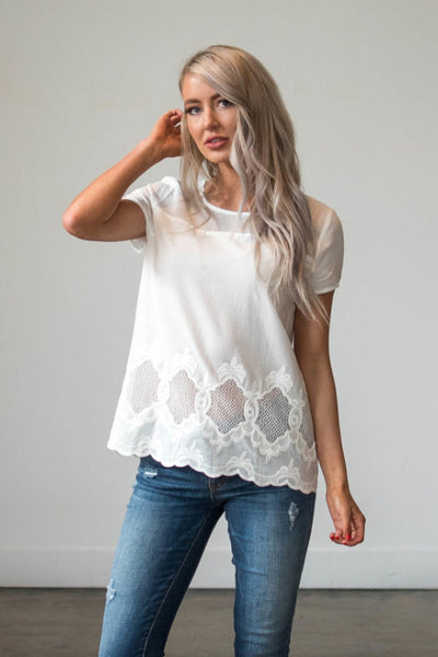 Wishing Well Blouse
