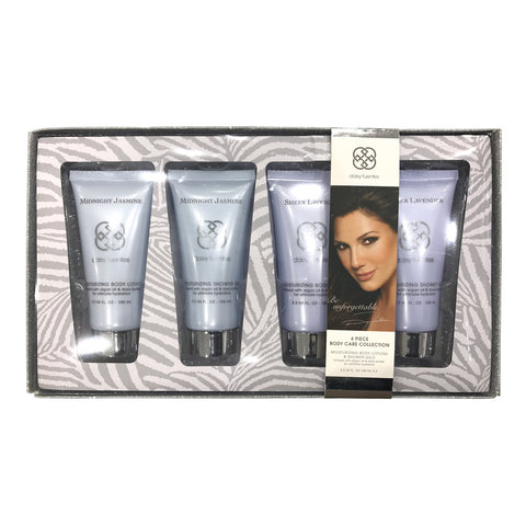 4 Piece Body Set