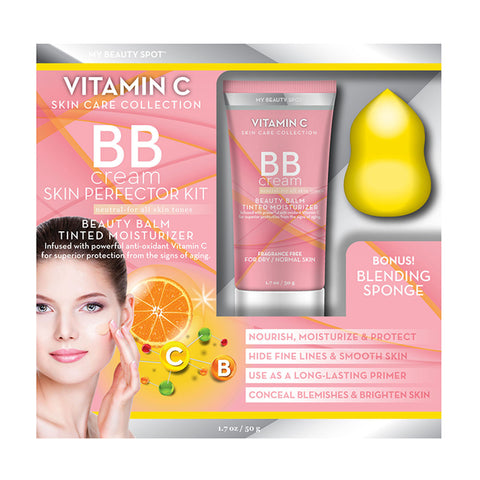 My Beauty Spot BB Cream Skin Perfector Kit