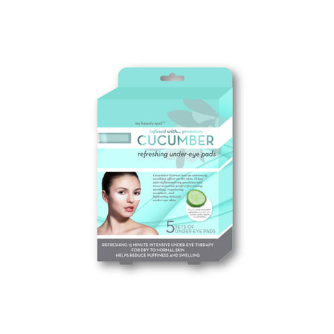 My Beauty Spot Cucumber Under Eye Pads