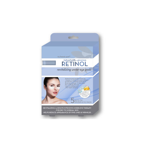 Retinol Under Eye Pads