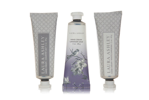 Laura Ashley Hand Cream Set