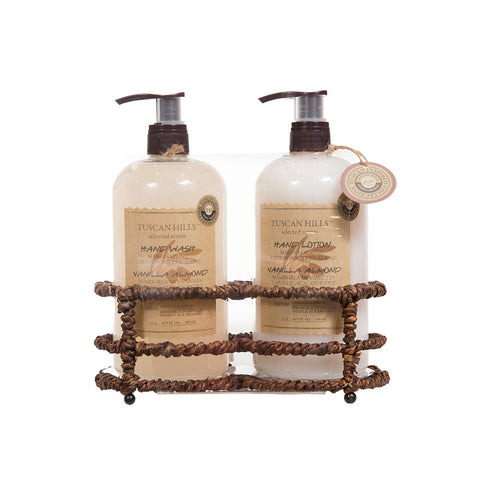 Vanilla Almond Hand Caddy