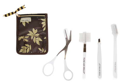 Tuscan Hills Eyelash & Eyebrow Design Set