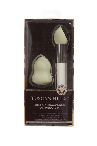 Tuscan Hills Beauty Blending Sponges