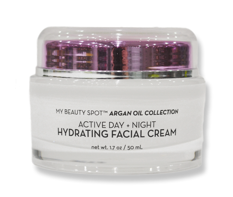 Argan Oil Active Day & Night Hydrating Facial Cream