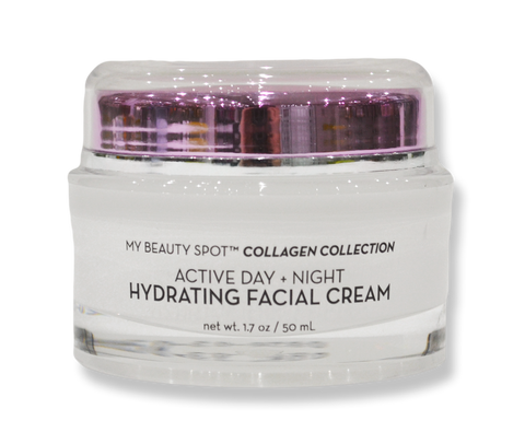 Collagen Active Day & Night Hydrating Facial Cream