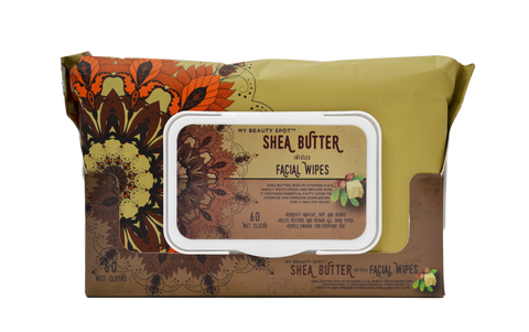 Shea Butter Facial Wipes