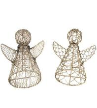 Wrapped Wire Angel