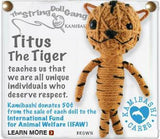 String Doll | Titus the Tiger