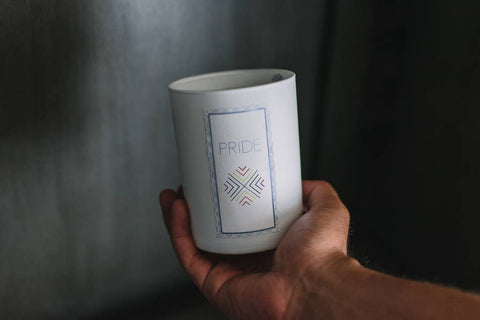 PRIDE | Handcrafted Candle
