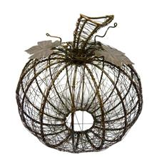 Wrapped Wire Pumpkin