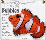 String Doll | Bubbles