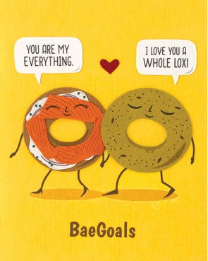 Everything Bagel Love