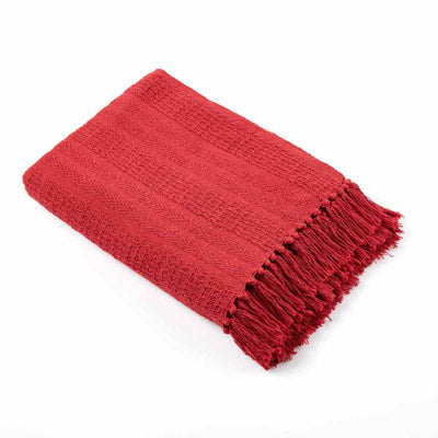 Rethread Throw | Red