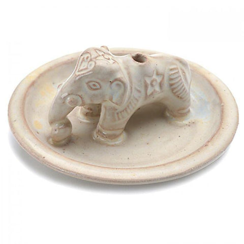 Ceramic Incense Burner | Elephant