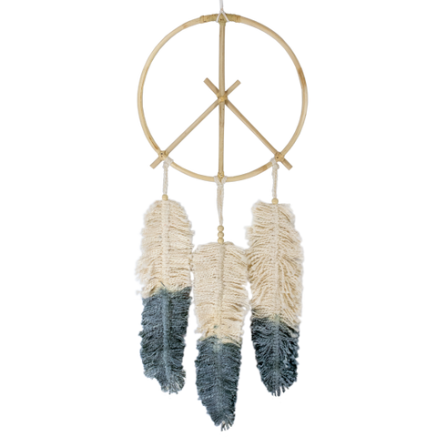 Dreamcatcher | Peace Feather