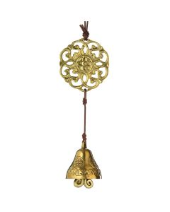 Solid Brass Door Chime | Empress