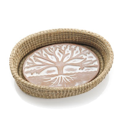 Tree of Life Breadwarmer | Natural