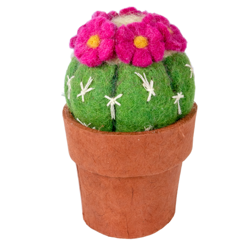 Felt Cactus | Small Pin Cushion