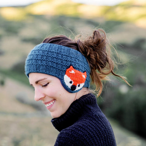Animal Ear Warmer | 4 Styles