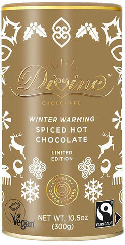 Divine Drinking Chocolate | Winter Warming Spice