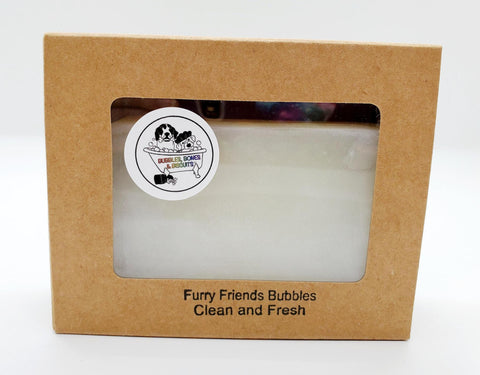Handmade Dog Soap | Clean & Fresh
