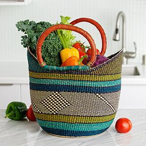 Boat Basket | Grasslands