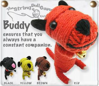 String Doll | Buddy
