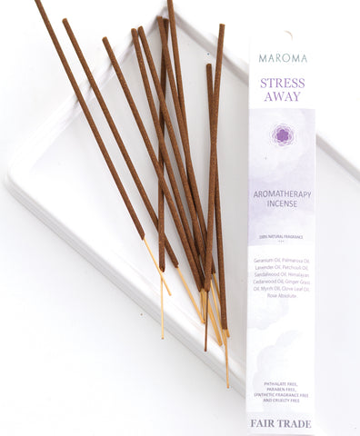 Stress Away Aromatherapy Incense