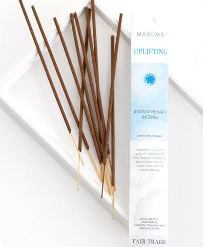 Uplifting Aromatherapy Incense