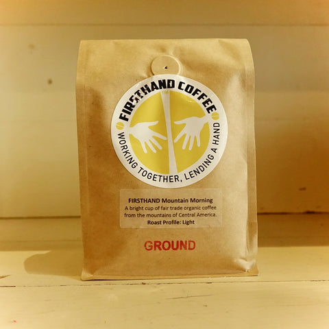 FirstHand Coffee Mountain Morning | 1lb Ground